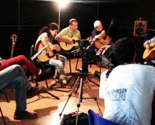 Cremona Franco Morone Guitar Class 2016
