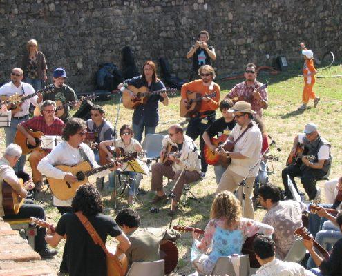 Sarzana Franco Morone Guitar Orchestra 2009