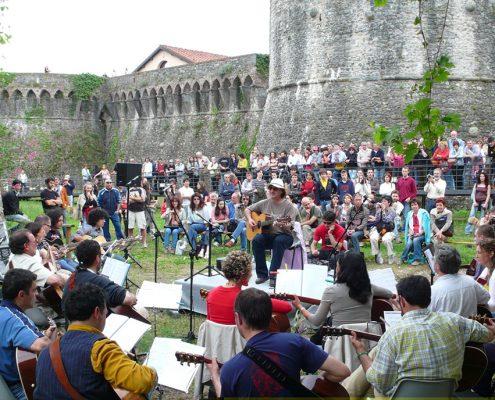Sarzana Franco Morone Guitar Orchestra