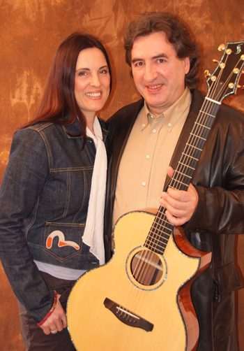 Franco Morone e Raffaella Luna