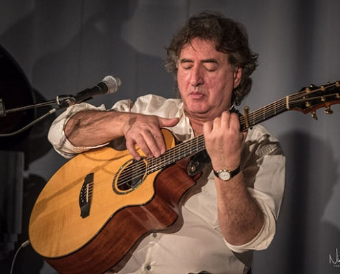 Franco Morone concert of March 3, 2018 in Camposampiero