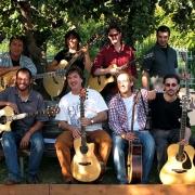 Franco Morone Annual guitar workshop at Malosco 2007