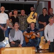 Franco Morone Annual guitar workshop at Malosco 2012