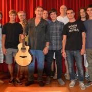 Franco Morone Annual guitar workshop at Malosco 2013