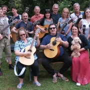 Franco Morone Annual guitar workshop at Malosco 2016