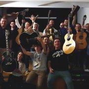 Franco Morone Annual guitar workshop at Malosco 2018