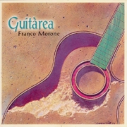 Guitàrea Cd - Franco Morone - Chitarra fingerstyle