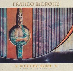 Running Home - Cd - Franco Morone - front