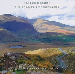 "Tabs & Music ""The Road to Lisdoonvarna"" Cd"
