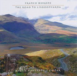 The Road to Lisdoonvarna - Cd - Franco Morone - front