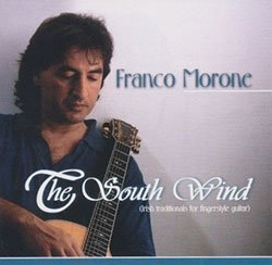 The South Wind - Cd - Franco Morone - front