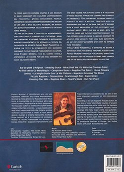 Basic Fingerstyle - Libro e Cd - Franco Morone - back