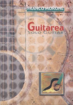 Guitarea - Libro e Cd - Franco Morone - front