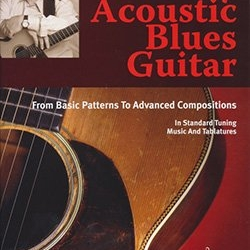 My Acoustic Blues Guitar - Libro e Cd - Franco Morone - front