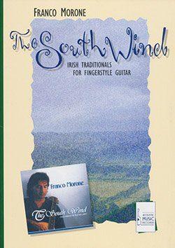 The South Wind - Libro e Cd - Franco Morone - front