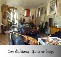 A) Guitar courses