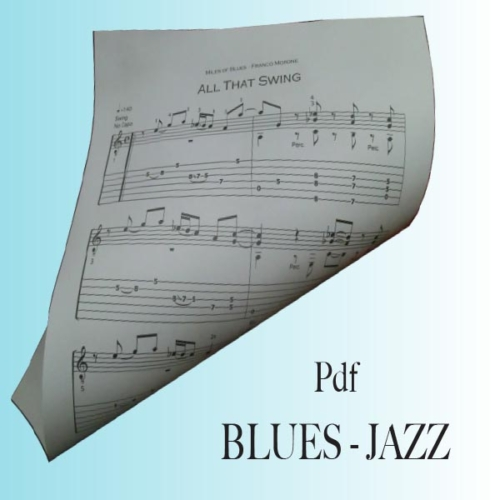 Pdf blues jazz - Franco Morone