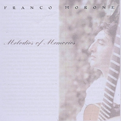 Melodies of Memories - Franco Morone - Front