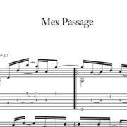 Preview-Mex-Passage_FrancoMorone-MusicaTabsChitarraFingerstyle