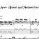 Franco Morone Amor-Dammi-Quel-Fazzolettino Music and tabs