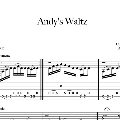 Preview-Andy's-Waltz_FrancoMorone-MusicaTabsChitarraFingerstyle