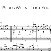 Anteprima_Blues-When-I-Lost-You_FrancoMorone-MusicaTabsChitarraFingerstyle