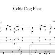 Preview-Celtic-Dog-Blues_FrancoMorone-MusicaTabsChitarraFingerstyle