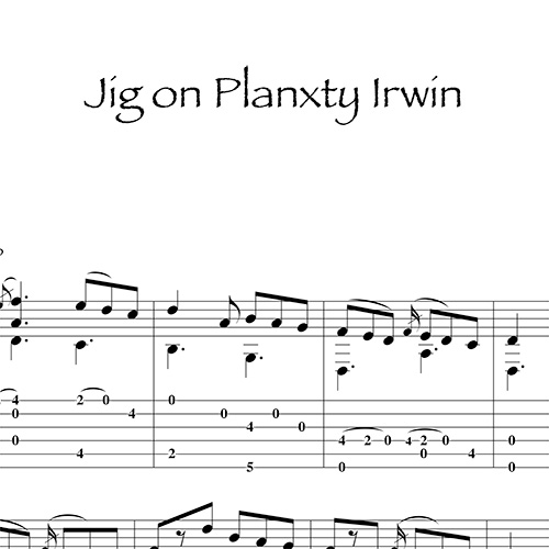 Preview-Irish_JigOnPlanxtyIrwin_FrancoMorone-MusicaTabsChitarraFingerstyle