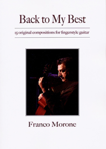 BackToMyBestBook_FingerstyleGuitar_FrancoMorone'sOriginalCompositions