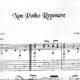 Franco Morone Non-Potho-Reposare Music and tabs
