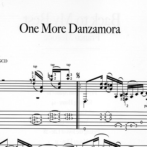 Franco Morone One-More-Danzamora Music and tabs