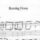 Franco Morone Running-Home Music and tabs