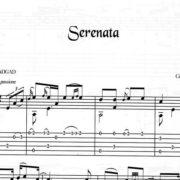 Franco Morone Serenata Music and tabs
