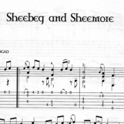 Franco Morone Sheebeg-and-Sheemore Music and tabs