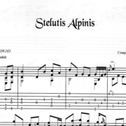 Franco Morone Stelutis-Alpinis Music and tabs