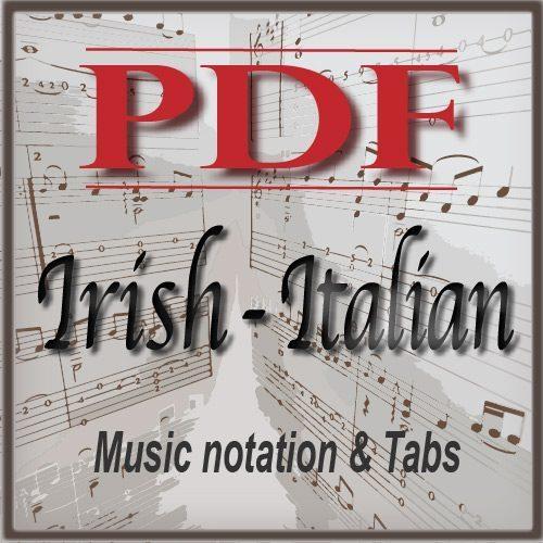 E) Pdf irish & Italian